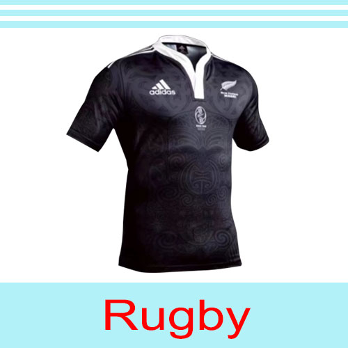 New Zealand 100th anniversary board Men's Adult Rugby
