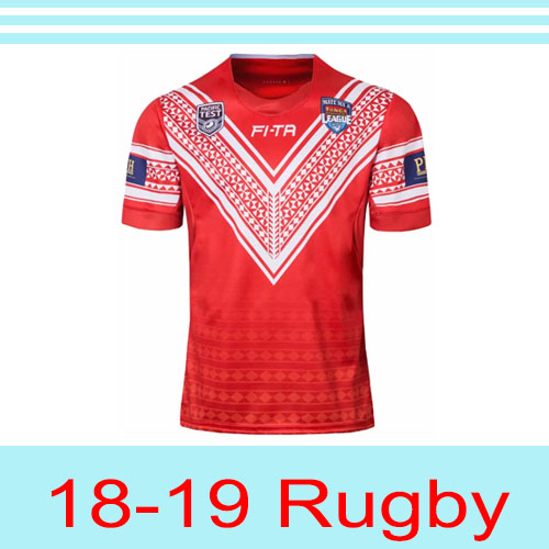 18-19 Tonga Men's Adult Rugby