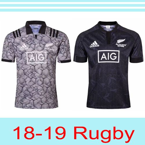 18-19 All black Men's Adult Rugby