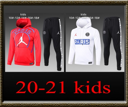 2020-2021 PSG Kids Sweater + hat best quality