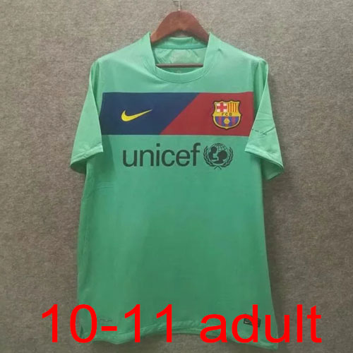 2010-2011 Barcelona Away jersey Thailand the best quality