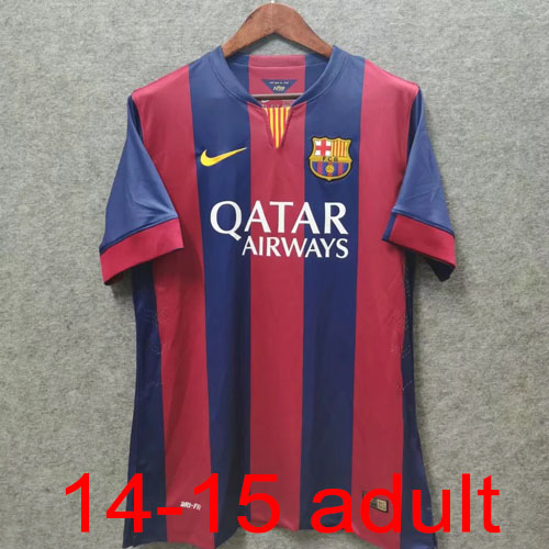 2014-2015 Barcelona Home jersey Thailand the best quality