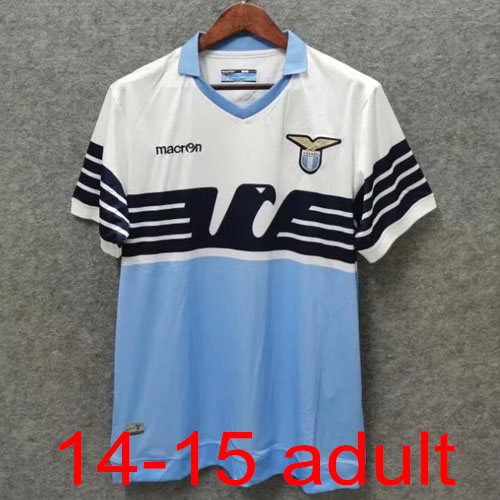 2014-2015 Lazio Home jersey Thailand the best quality