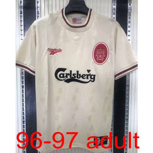 1996-1997 Liverpool Away jersey Thailand the best quality