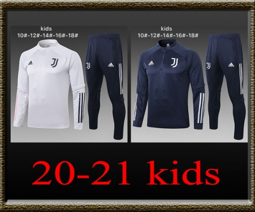 2020-2021 Juventus Kids Training clothes