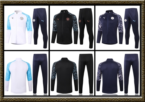 2020-2021 Manchester City adult jacket best quality