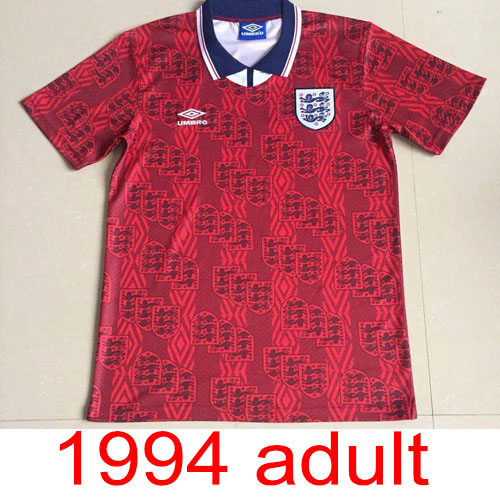 1994 England Away jersey Thailand the best quality