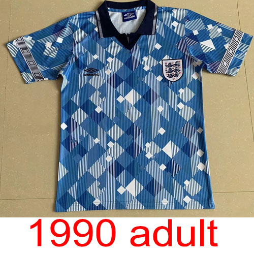 1990 England Third Kit jersey Thailand the best quality