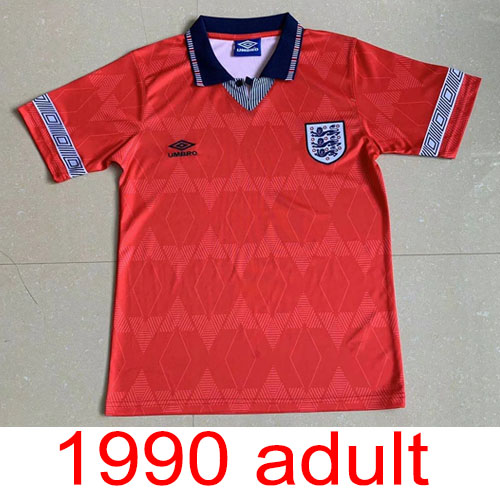 1990 England Away jersey Thailand the best quality