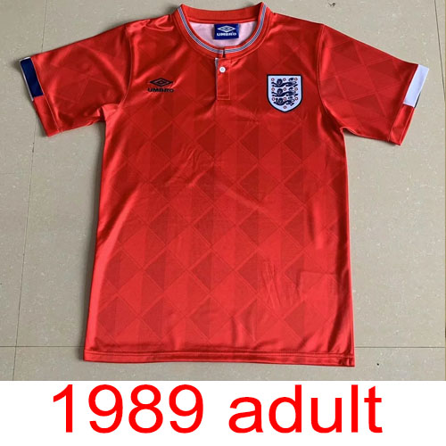 1989 England Away jersey Thailand the best quality