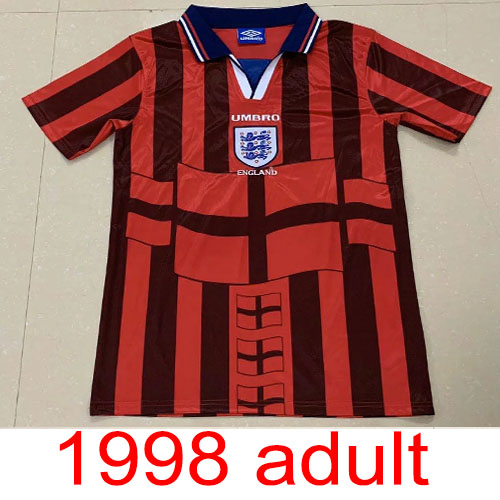 1998 England Away jersey Thailand the best quality