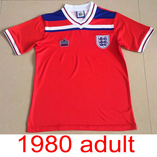 1980 England Away jersey Thailand the best quality