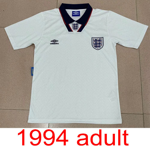 1994 England Home jersey Thailand the best quality