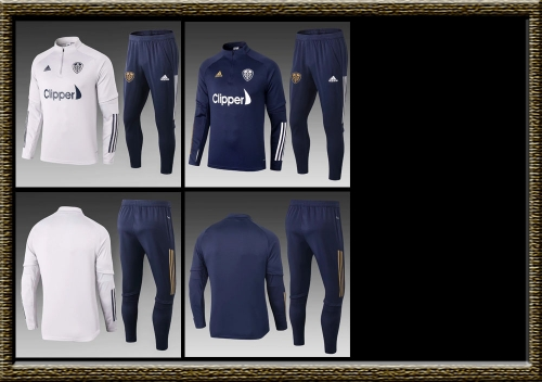 2020-2021 Leeds United adult Training clothes