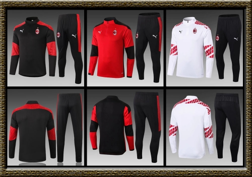 2020-2021 AC Milan adult Training clothes