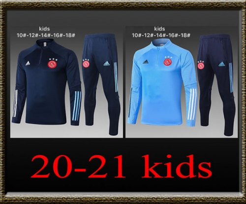 2020-2021 Ajax Kids Training clothes